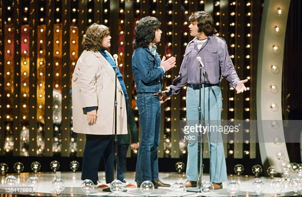 SPECIAL Host Johnny Rivers Episode 3 Pictured The Ace Trucking Company comedy troupe George Memmoli Michael Mislove Fred Willard