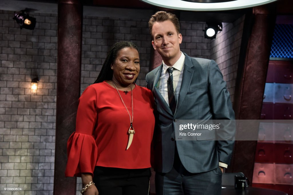 Comedy Central's The Opposition w/ Jordan Klepper With Guest Tarana Burke, Activist And Founder Of #MeToo