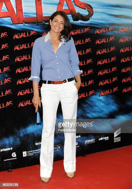 TV host Jose Toledo attends 'Agallas' premiere at Proyecciones Cinema on September 3 2009 in Madrid Spain