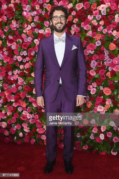 Host Josh Groban attends the 72nd Annual Tony Awards at Radio City Music Hall on June 10 2018 in New York City