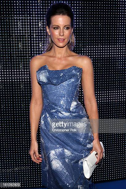 Host Kate Beckinsale attends Porsche Design's 40th Anniversary Event held at a private residence on September 4, 2012 in Los Angeles, California.
