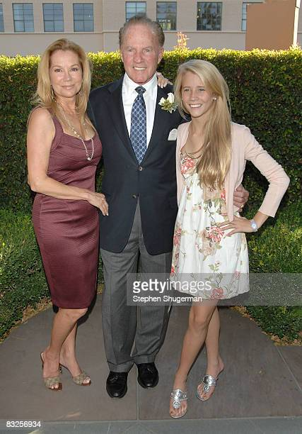 Frank Gifford Children Stock Pictures Royalty Free Photos