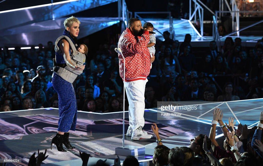 2017 MTV Video Music Awards - Fixed Show : News Photo