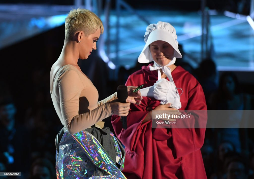 2017 MTV Video Music Awards - Fixed Show : News Photo