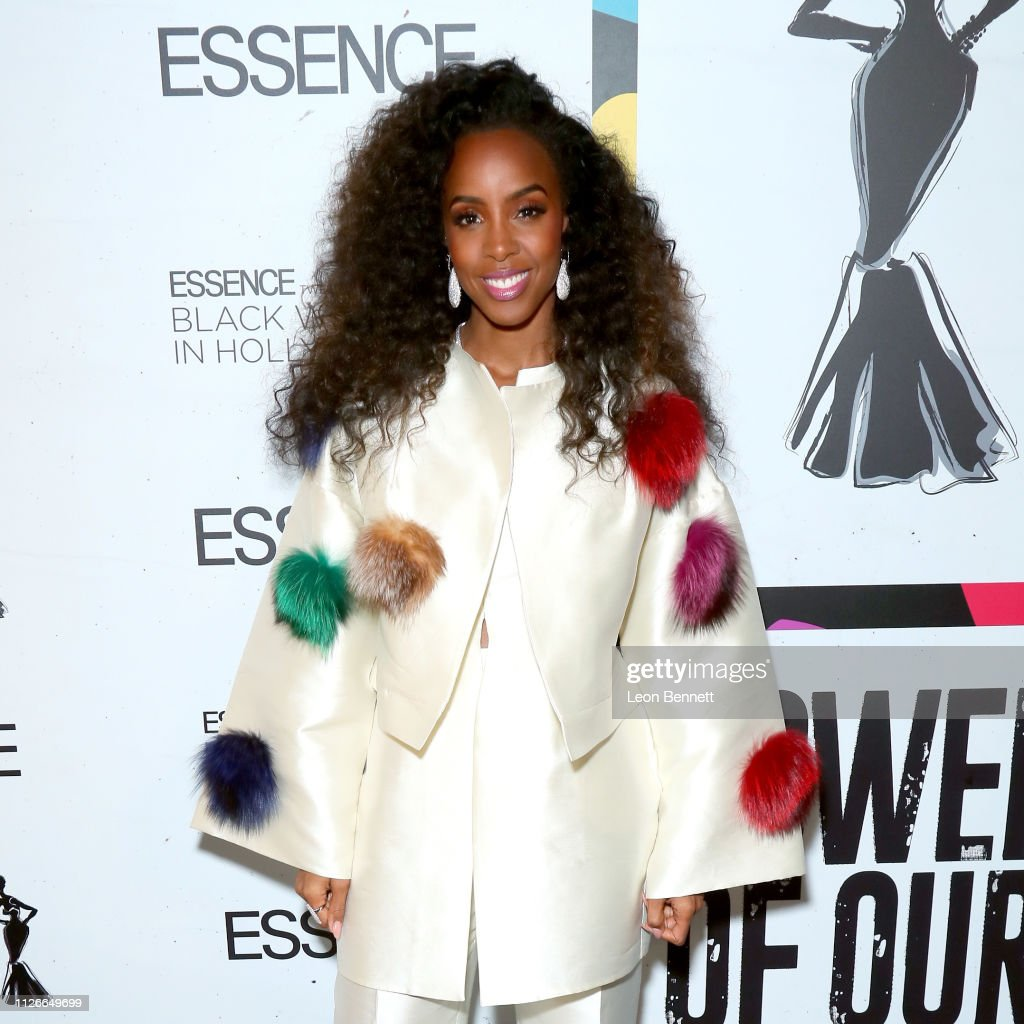 2019 Essence Black Women In Hollywood Awards Luncheon - Inside : News Photo