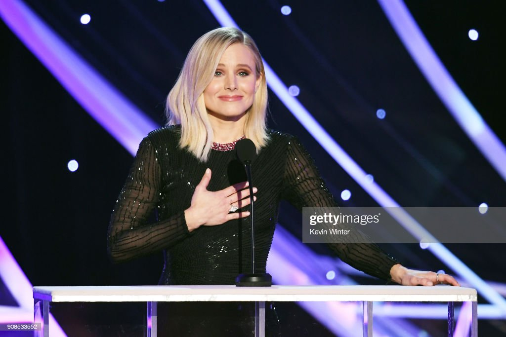 24th Annual Screen Actors Guild Awards - Show : News Photo