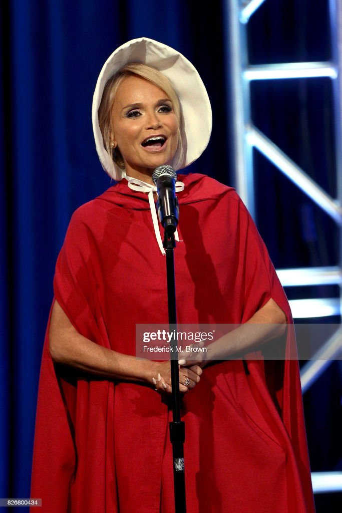 Host Kristin Chenoweth performs onstage at the 33rd Annual Television Critics Association Awards during the 2017 Summer TCA Tour at The Beverly Hilton Hotel on August 5, 2017 in Beverly Hills, California.