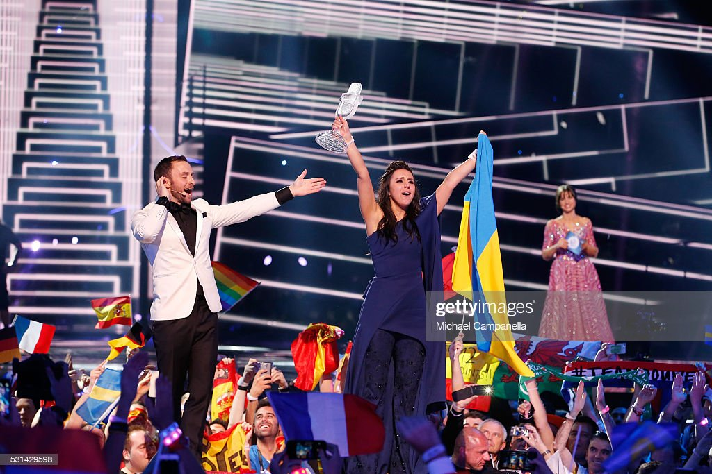 Eurovision Song Contest 2016 - Final : News Photo