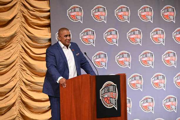 CT: 2020 Basketball Hall of Fame - Press Event