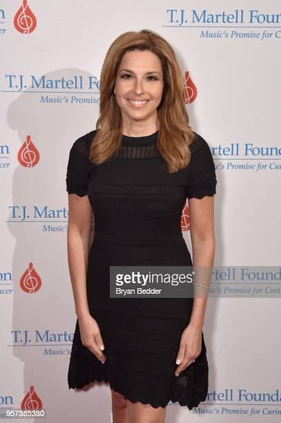 Host Mary Calvi attends the 6th Annual Women Of Influence Awards at The Plaza Hotel on May 11 2018 in New York City