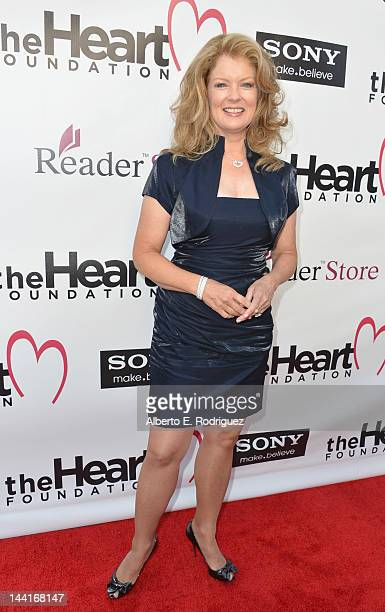 TV host Mary Hart arrives to The Heart Foundation Gala at Hollywood Palladium on May 10 2012 in Hollywood California
