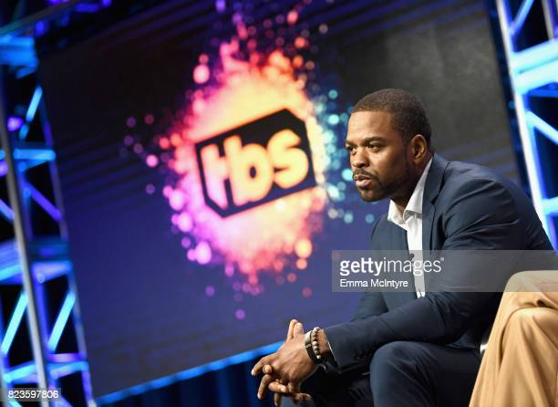 Host Method Man of 'Drop The Mic' speaks onstage during the TCA Turner Summer Press Tour 2017 Presentation at The Beverly Hilton Hotel on July 27...