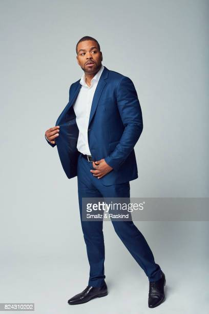 Host Method Man of Turner Networks 'TBS Drop the Mic' poses for a portrait during the 2017 Summer Television Critics Association Press Tour at The...
