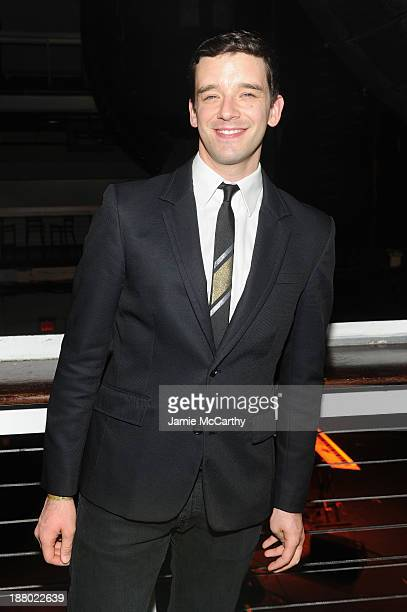 Host Michael Urie attends the 19th Annual Out100 Awards presented by Buick at Terminal 5 on November 14 2013 in New York City