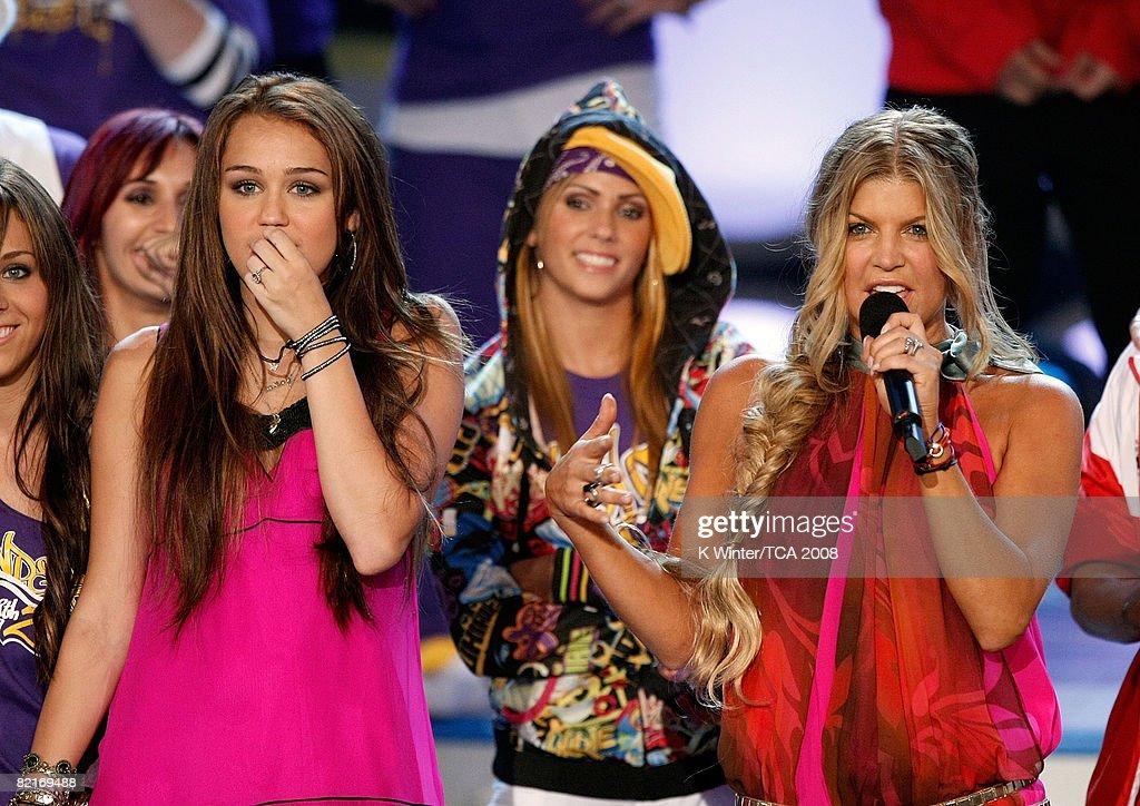 2008 Teen Choice Awards - Show : News Photo