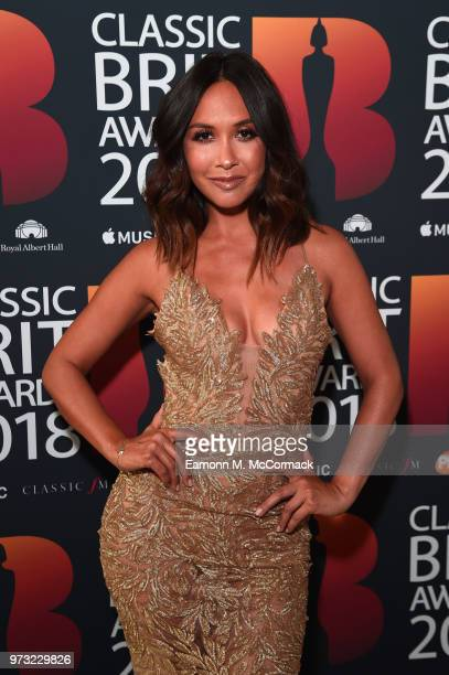 Host Myleene Klass attends the 2018 Classic BRIT Awards held at Royal Albert Hall on June 13 2018 in London England