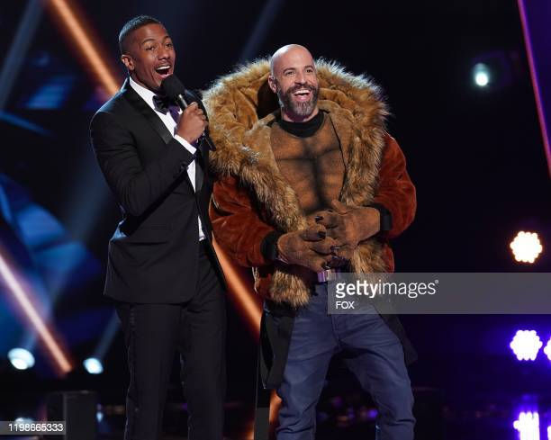 Host Nick Cannon and Chris Daughtry in the Road to the Finals / Season Finale And The Winner Takes It All and Takes It Off twohour season finale...