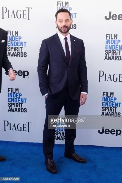Host Nick Kroll attends the 2017 Film Independent Spirit Awards on February 25 2017 in Santa Monica California
