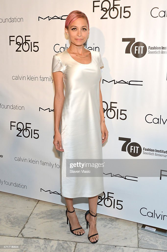 Nicole Richie Hosts The Fashion Institute Of Technology's Future Of Fashion Runway Show : News Photo