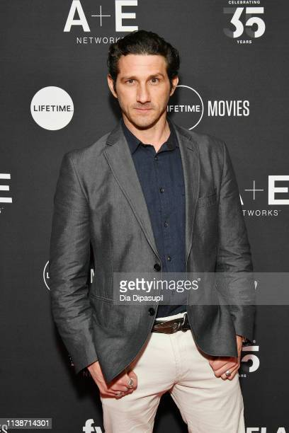 Host of History's Forged in Fire Wil Willis attends the 2019 A+E Networks Upfront at Jazz at Lincoln Center on March 27, 2019 in New York City.