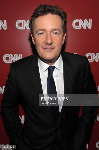 Host of 'Piers Morgan Tonight' Piers Morgan attends the 2011 January Turner TCA at The Langham Hotel on January 6 2011 in Pasadena California...
