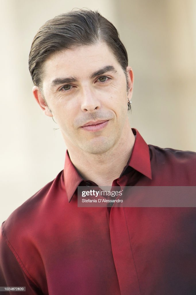 Michele Riondino Host Of The Festival Photocall - 75th Venice Film Festival : News Photo