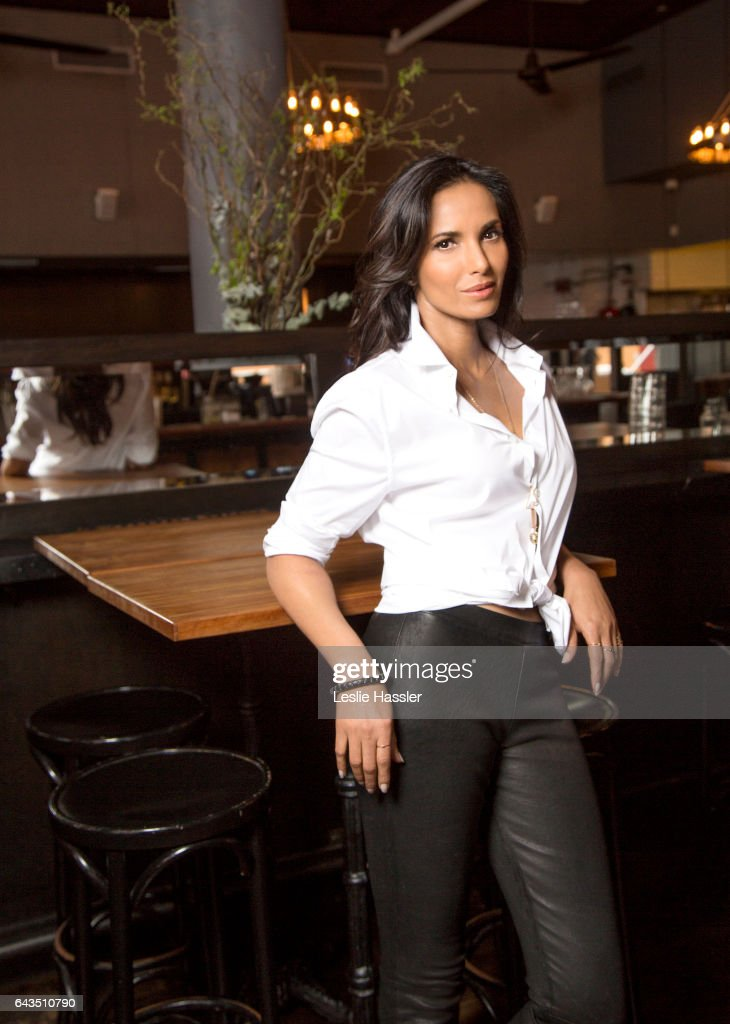 Padma Lakshmi, New York Moves, Spring 2016