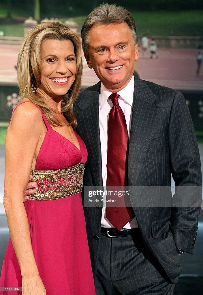 'Wheel Of Fortune' Celebrity Week - TV Show : News Photo