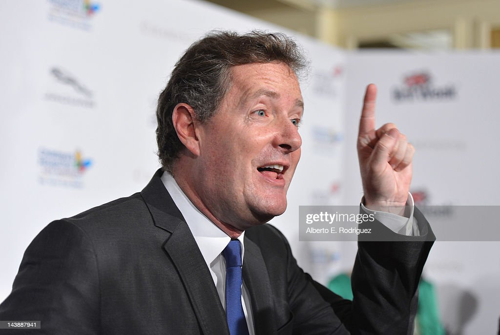 "BritWeek 2012's ""Evening With Piers Morgan"" - Arrivals"