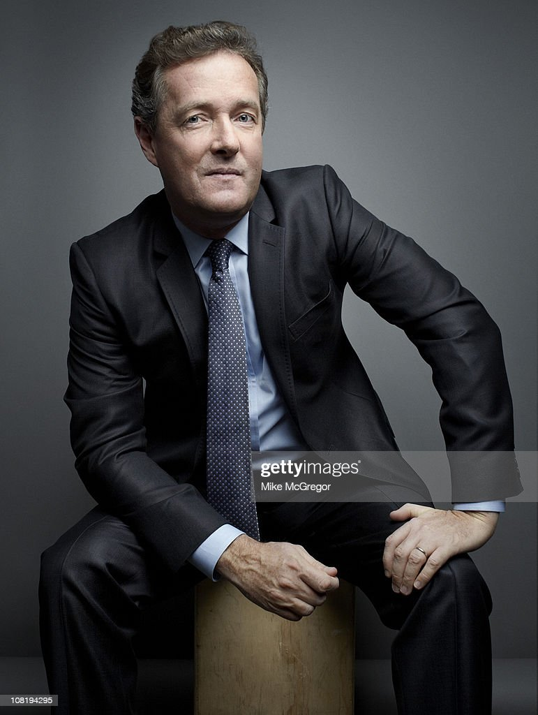 Piers Morgan, The Times Magazine, January 8, 2011