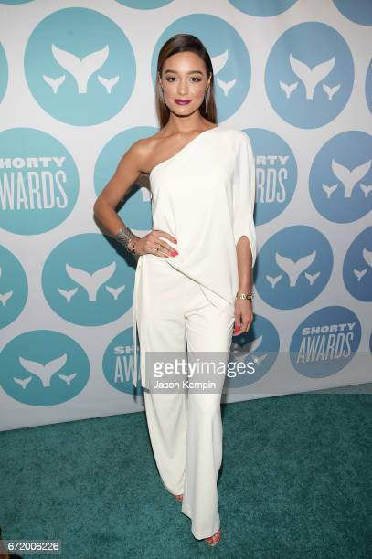 TV host Rachel Smith attends the 9th Annual Shorty Awards at PlayStation Theater on April 23 2017 in New York City
