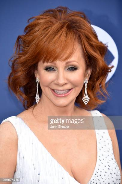 Host Reba McEntire attends the 53rd Academy of Country Music Awards at MGM Grand Garden Arena on April 15 2018 in Las Vegas Nevada