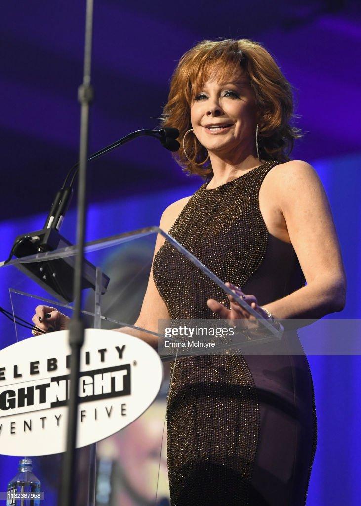 AZ: Celebrity Fight Night XXV - Show