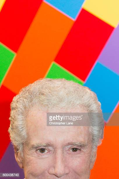 TV host Regis Philbin is photographed for Self Assignment on July 15 2015 in New York City
