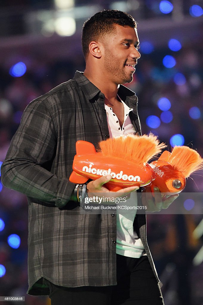 Nickelodeon Kids' Choice Sports Awards 2015 - Roaming Show : News Photo