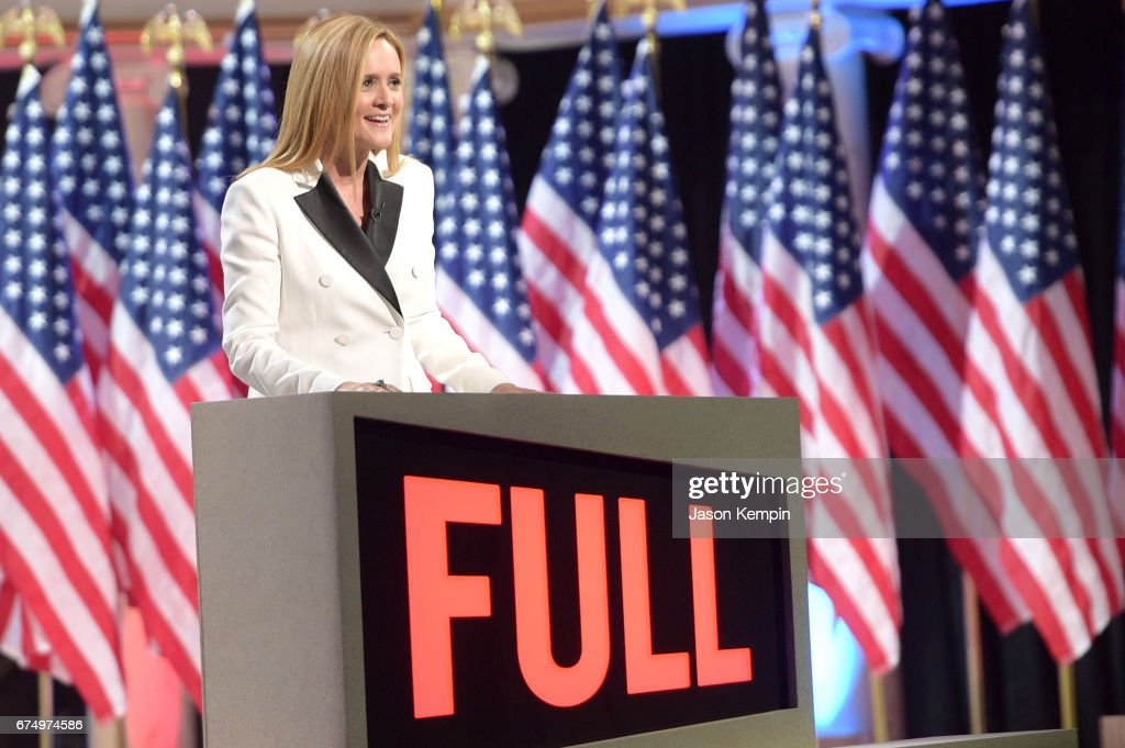 Full Frontal With Samantha Bee's Not The White House Correspondents' Dinner - Show : News Photo