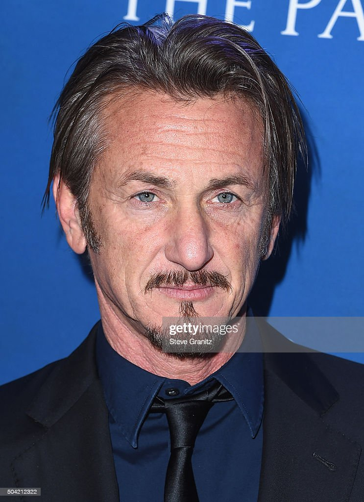 Host Sean Penn attends the 5th Annual Sean Penn & Friends HELP HAITI HOME Gala Benefiting J/P Haitian Relief Organization at Montage Hotel on January 9, 2016 in Beverly Hills, California.