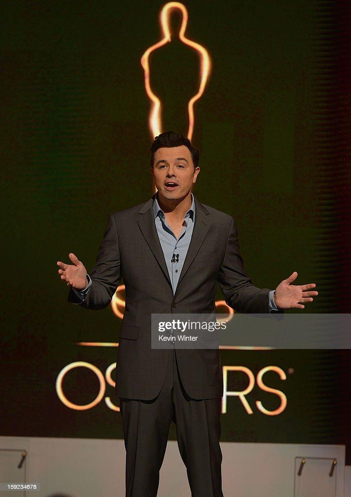 85th Academy Awards Nominations Announcement : Foto di attualità