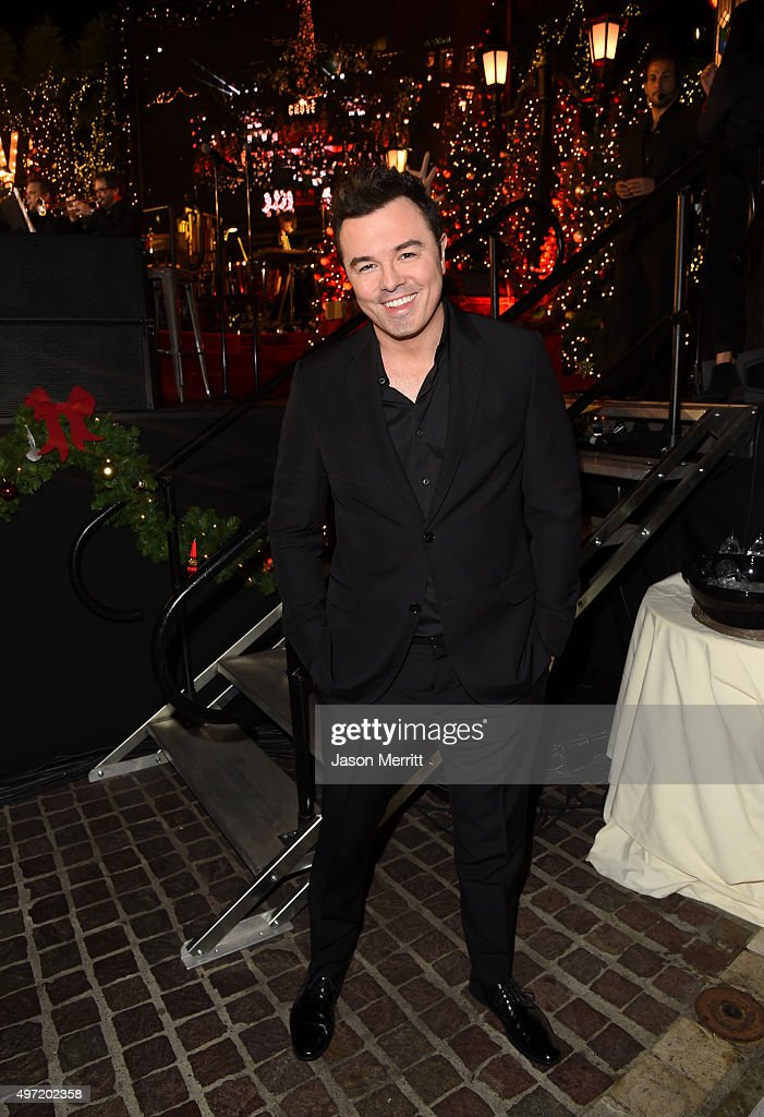 The Grove Christmas with Seth MacFarlane