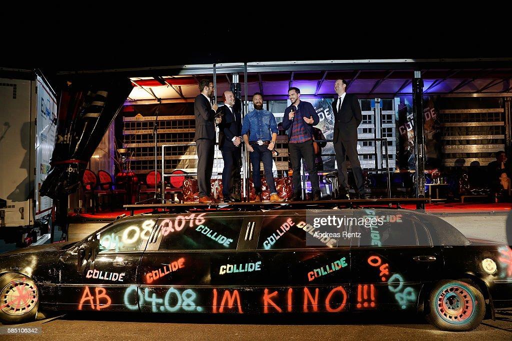 'Collide' German Premiere In Cologne : News Photo