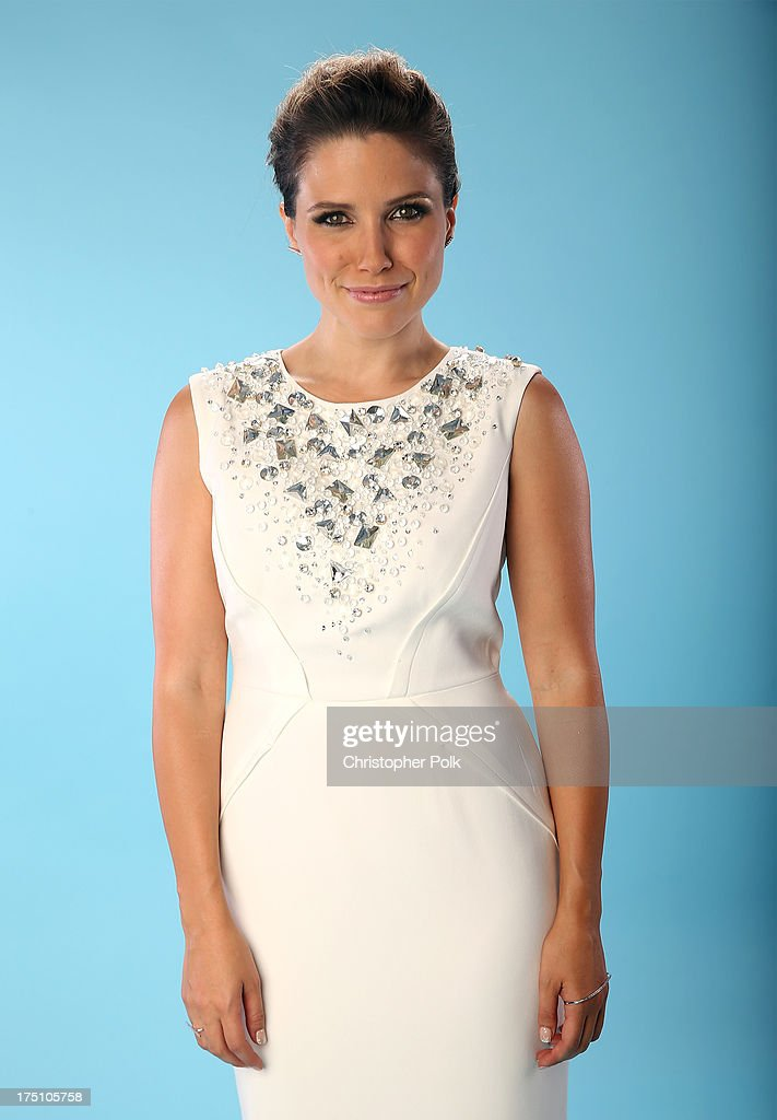 Host Sophia Bush poses for a portrait at the DoSomething.org and VH1's 2013 Do Something Awards at Avalon on July 31, 2013 in Hollywood, California.