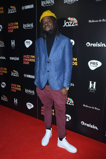 GBR: Jazz FM Awards - Arrivals