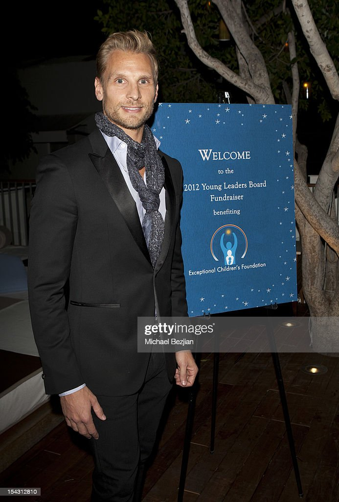 Exceptional Children's Foundation Fundraising Gala : News Photo