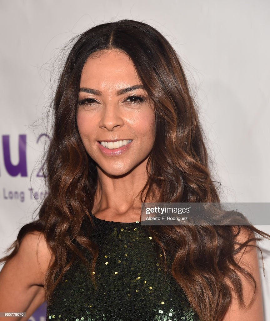TV host Terri Seymour attends the 2018 Imagine Cocktail Party To Benefit Jenesse Center at Wilshire Country Club on June 27, 2018 in Los Angeles, California.