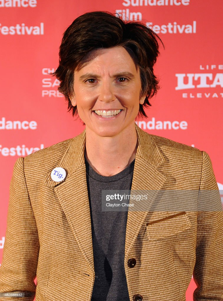 Host Tig Notaro attends the Awards Night Ceremony during the 2015 Sundance Film Festival at the Basin Recreation Field House on January 31, 2015 in Park City, Utah.