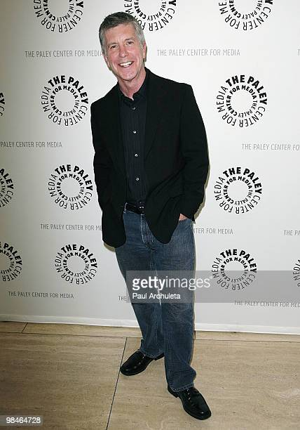 Host Tom Bergeron arrives at the Paley Center For Media's America's Funniest Home Videos 20th Season Celebration at The Paley Center for Media on...