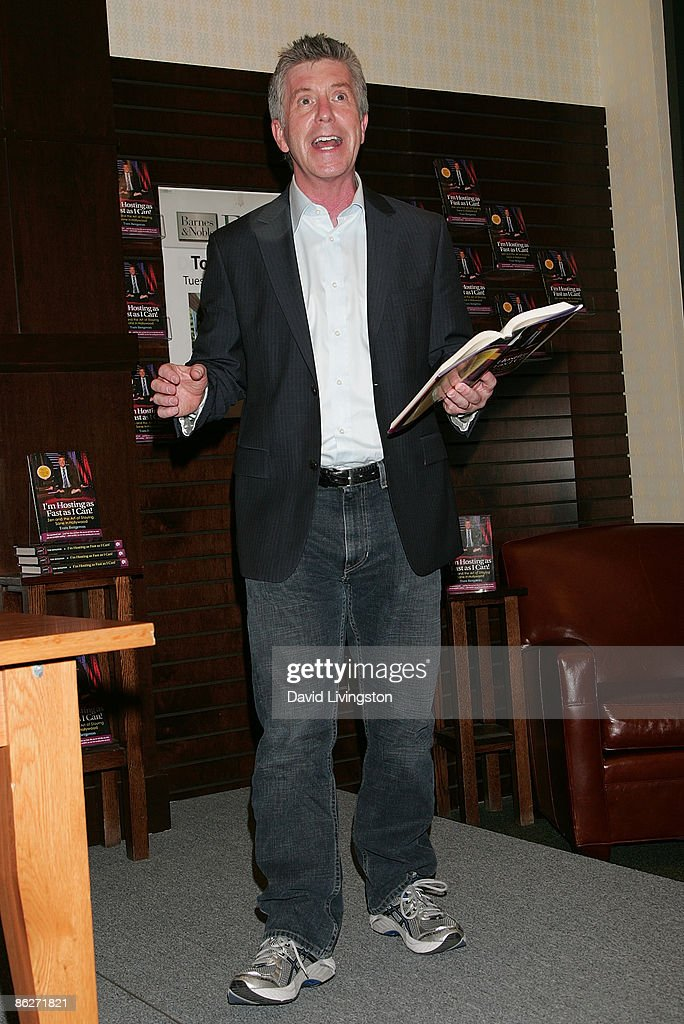 Tom bergeron book