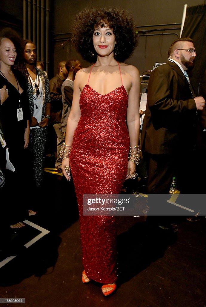 2015 BET Awards - Backstage : News Photo