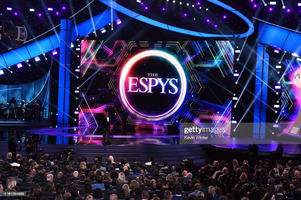 The 2019 ESPYs - Show : News Photo