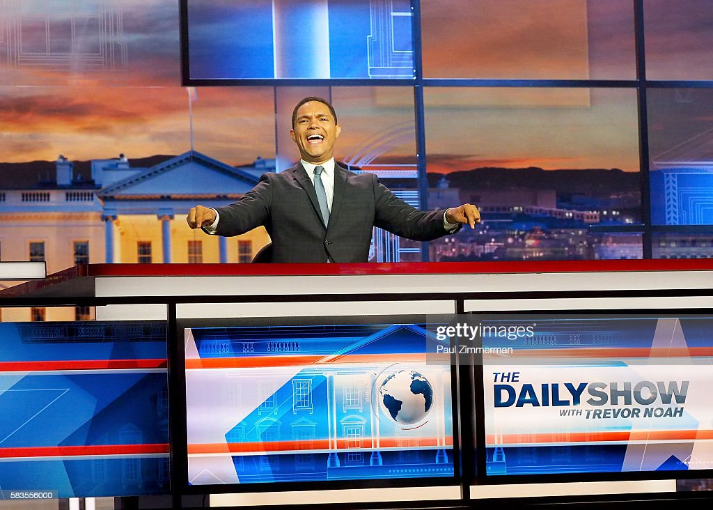 """PA: Comedy Central's """"The Daily Show with Trevor Noah"""""""